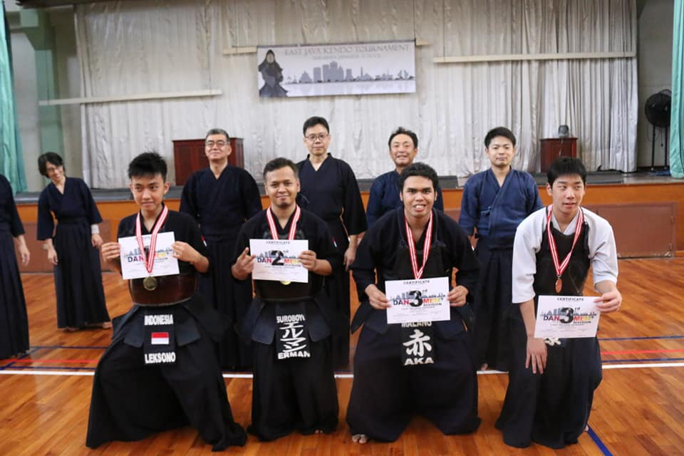 East Java Kendo Tournament 2019