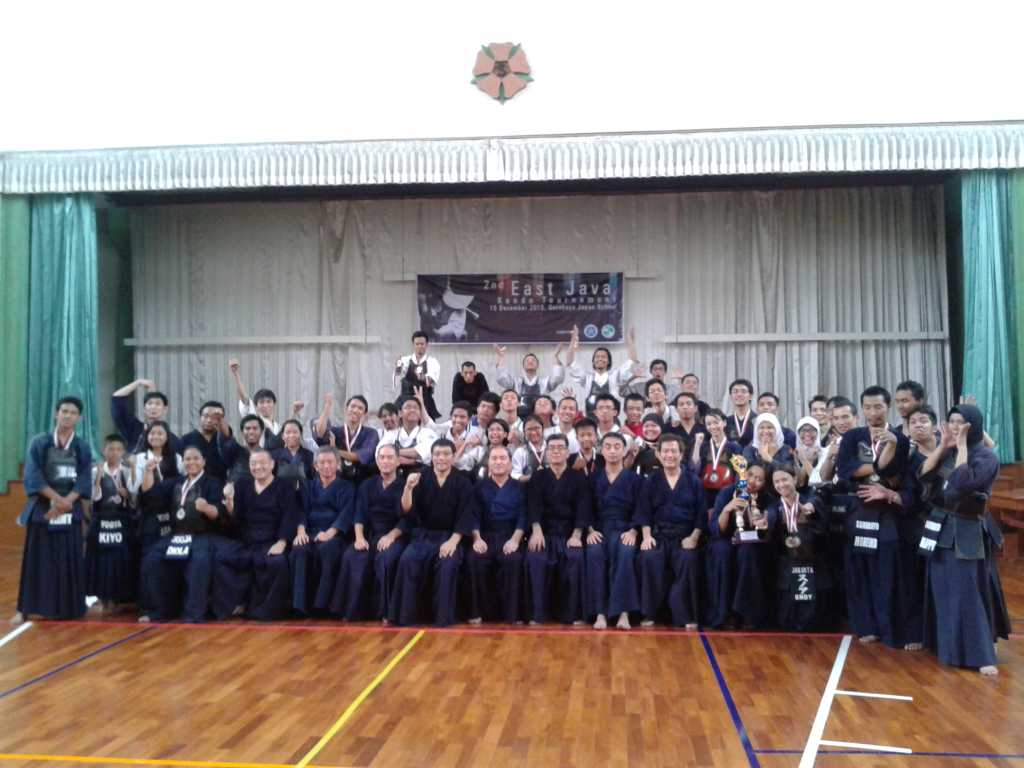 East Java Kendo Tournament 2013