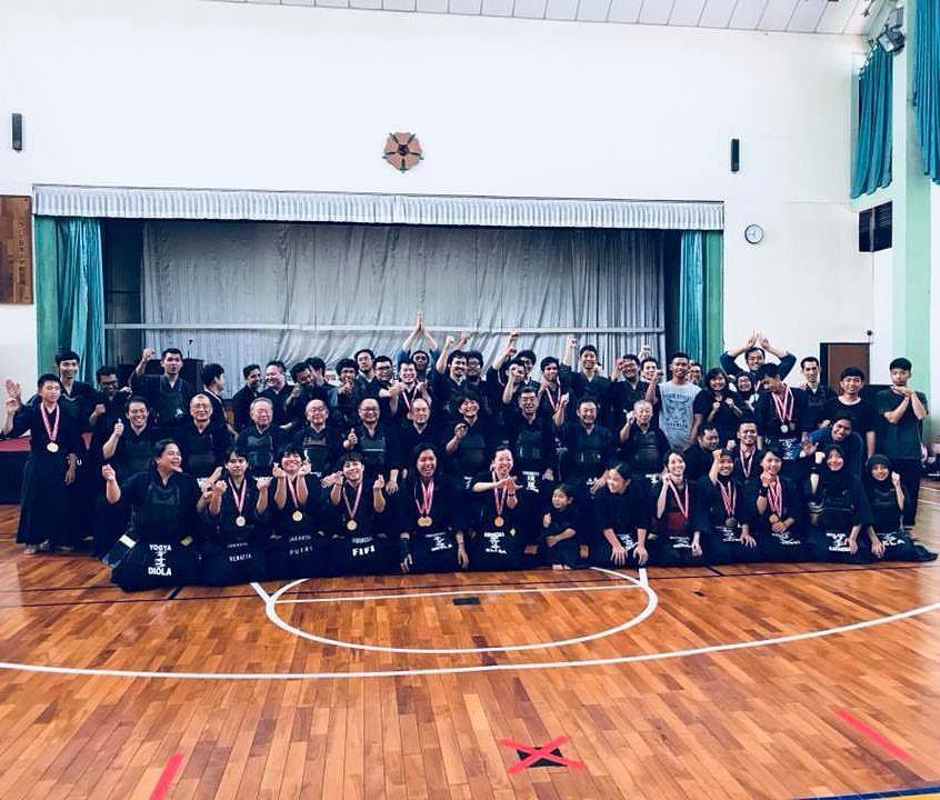 East Java Kendo Tournament 2019