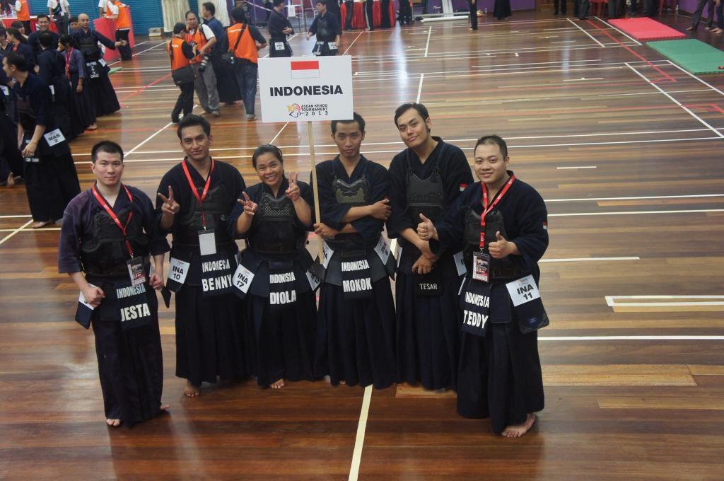 Daftar Dojo dan Klub Kendo di Indonesia