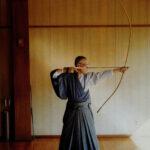 Mengenal Kyudo, seni panahan para Samurai