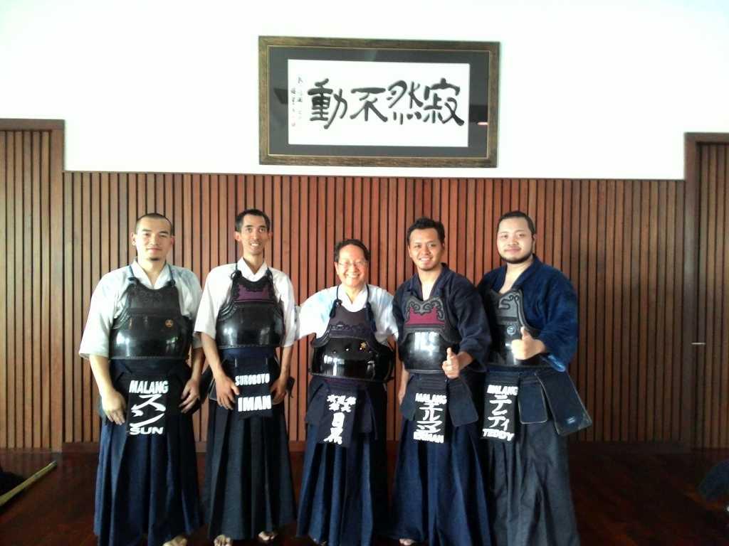 kendo indonesia gasshuku puncak 2015