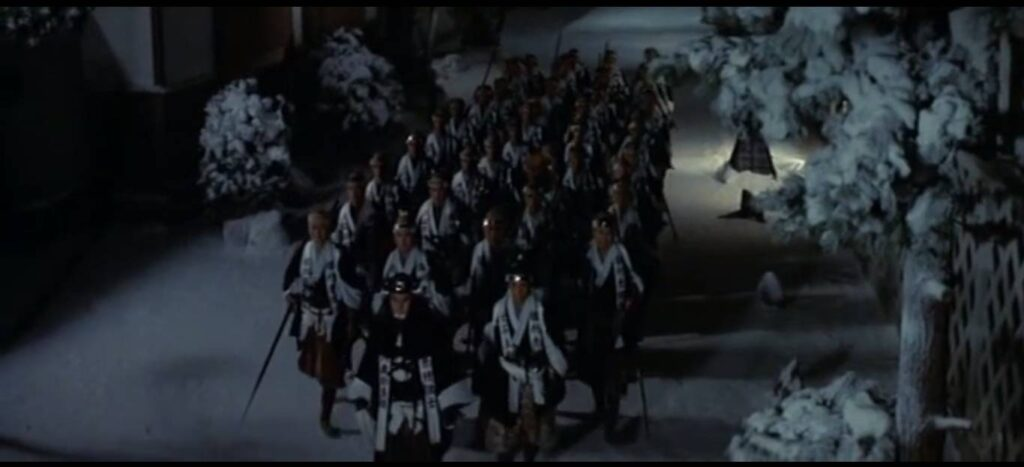 chuusingura 47 ronin film samurai terbaik