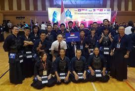 asean kendo tournament 2016 indonesia team