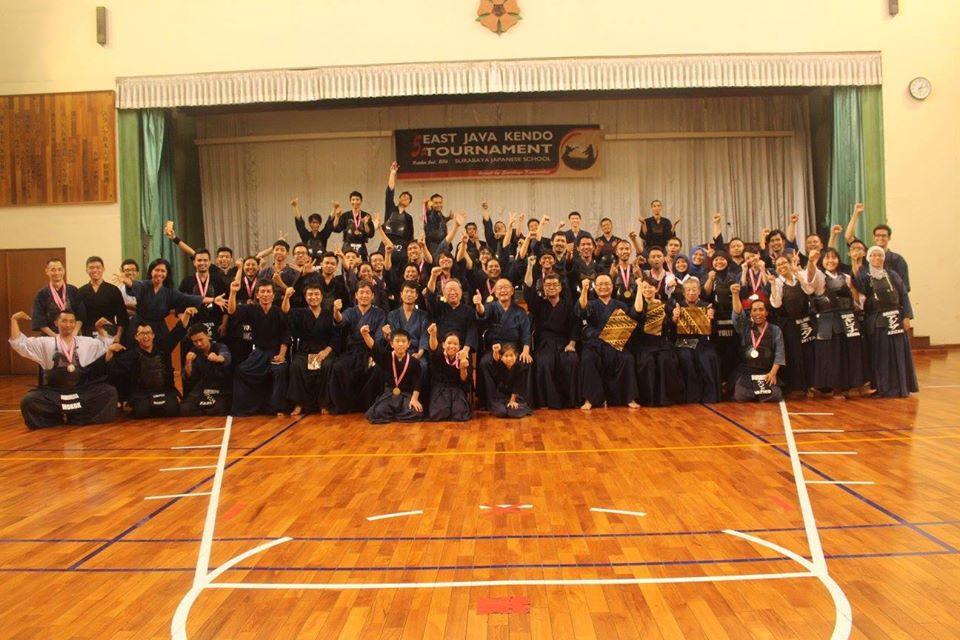 East Java Kendo Tournament 2016