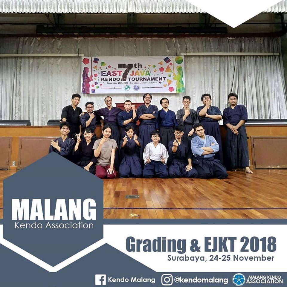 East Java Kendo Tournament 2018 malang
