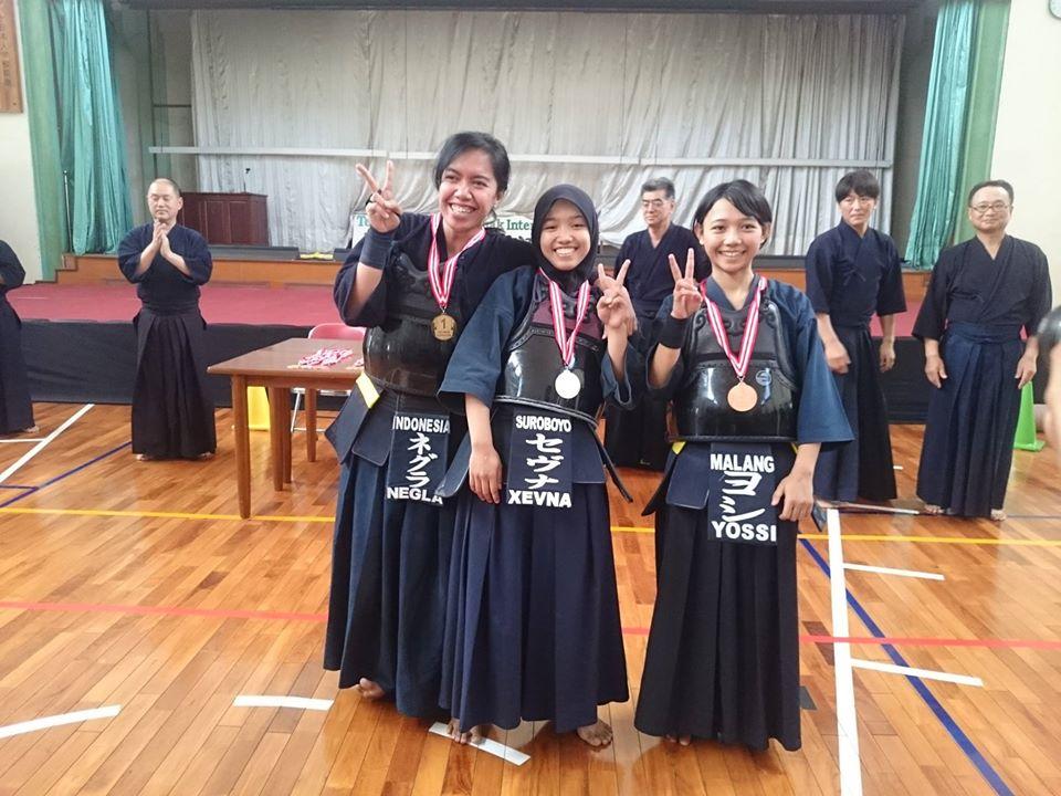 East Java Kendo Tournament 2017