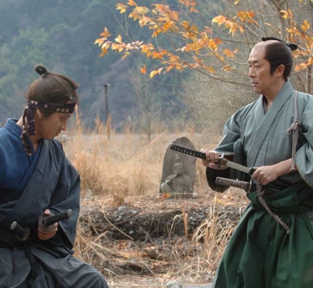 movie film bushi no ichibun