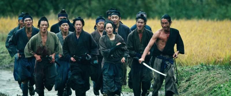 samurai marathon movie