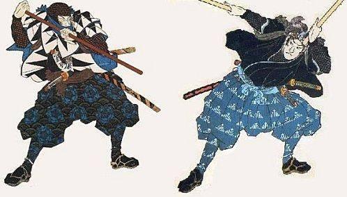 jo musashis amurai gonnosuke