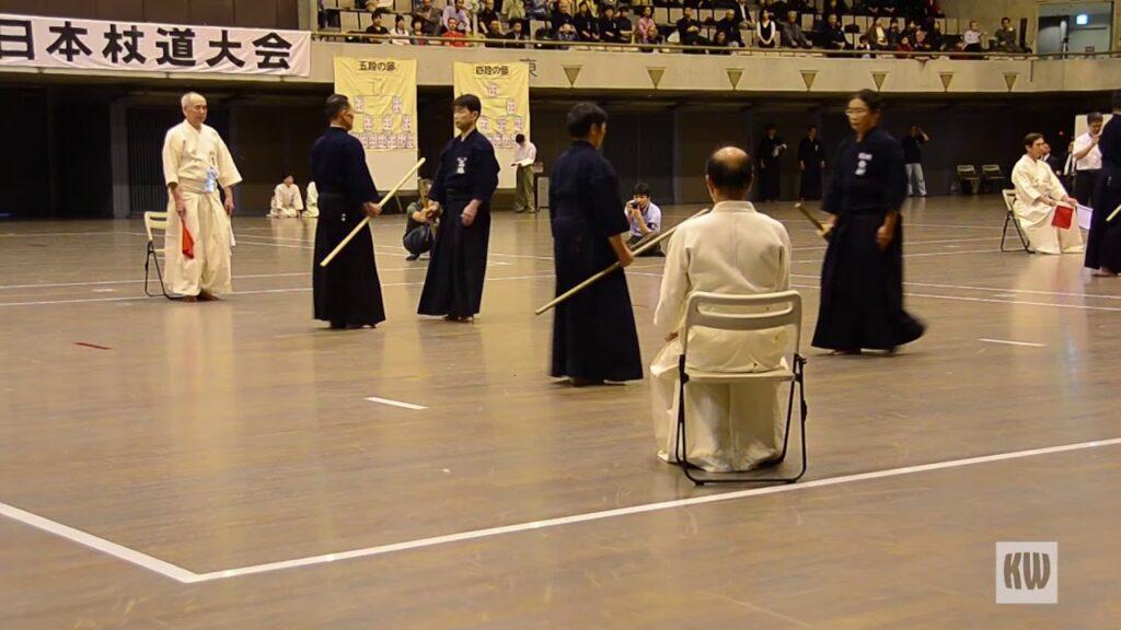 samurai jodo