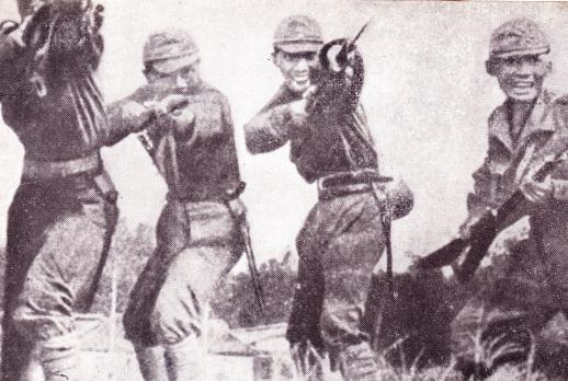 jukendo beladiri bayonet peta