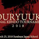 Hasil Kejuaran Kendo Kouryuki 10 tahun 2018
