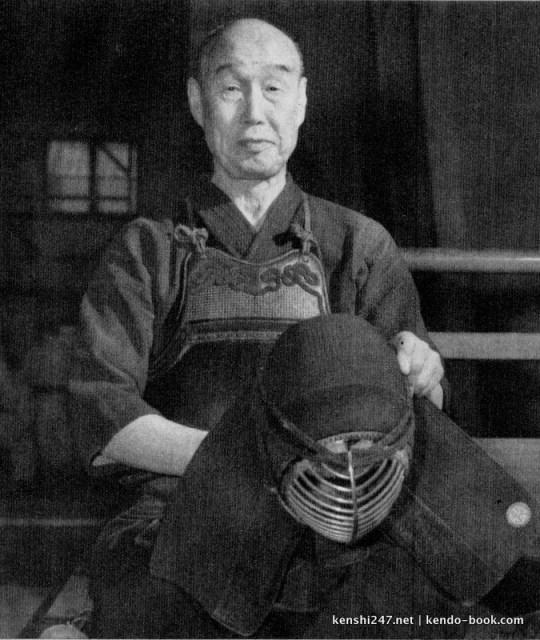 Tingkatan dalam Kendo, Mochida sensei dan 10