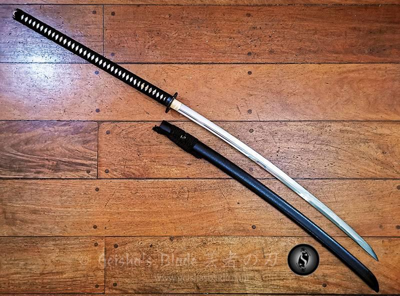 nagamaki pedang jepang