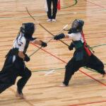 Naginata, beladiri para wanita samurai