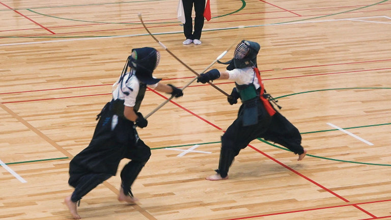 naginata match