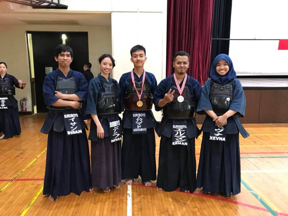 Indonesia National Kendo Tournament 2018
