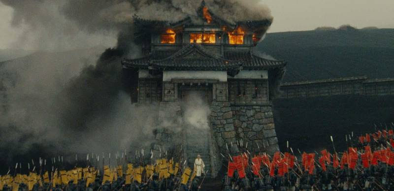 ran film samurai terbaik