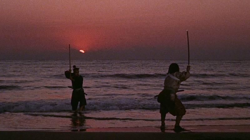 musashi vs kojiro film samurai terbaik