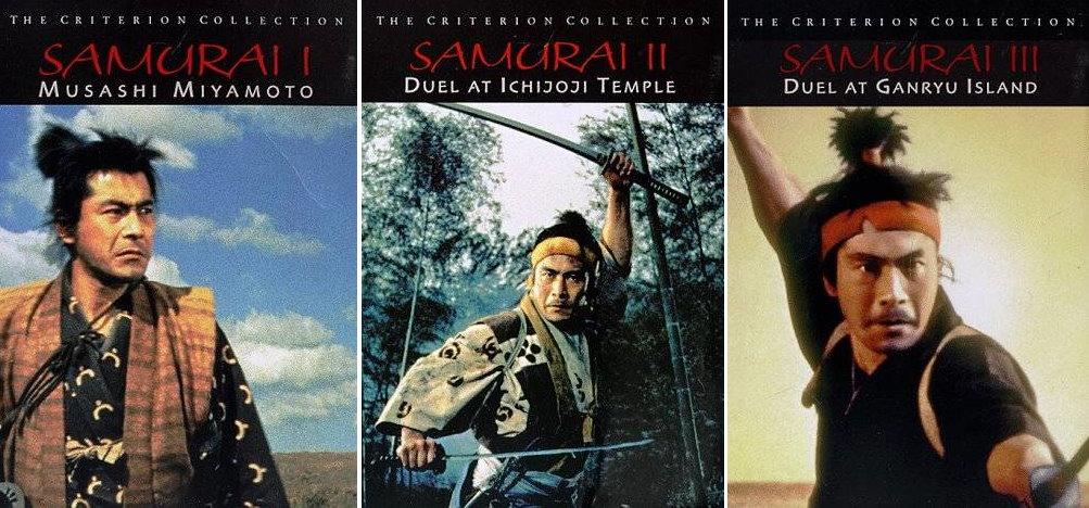 samurai trilogy musashi film samurai terbaik