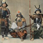 Mengenal berbagai senjata yang digunakan Samurai