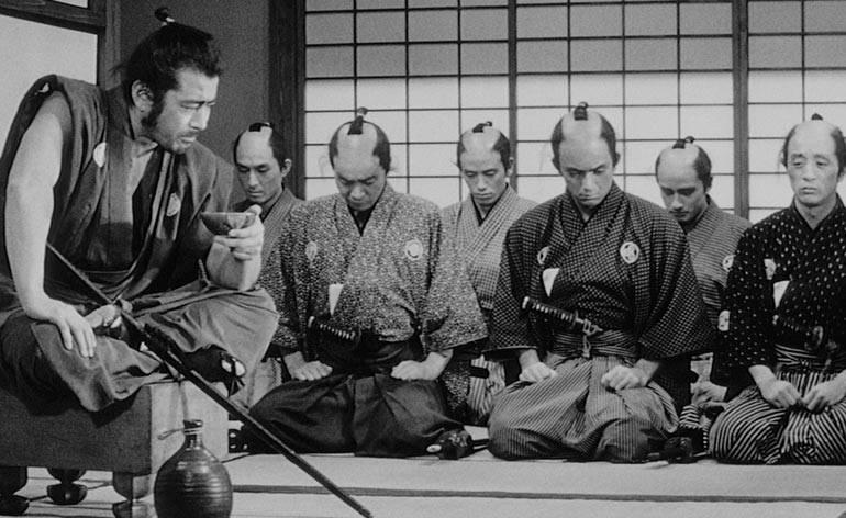 sanjuro film samurai terbaik