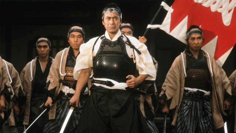 shinsengumi ikedaya toshiro mifune
