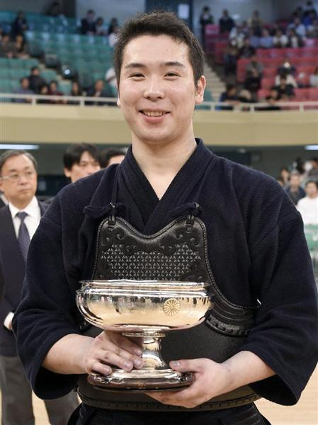 takenouchi juara kendo jepang