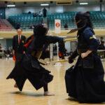 Mengenal Tankendo, seni beladiri pedang pendek
