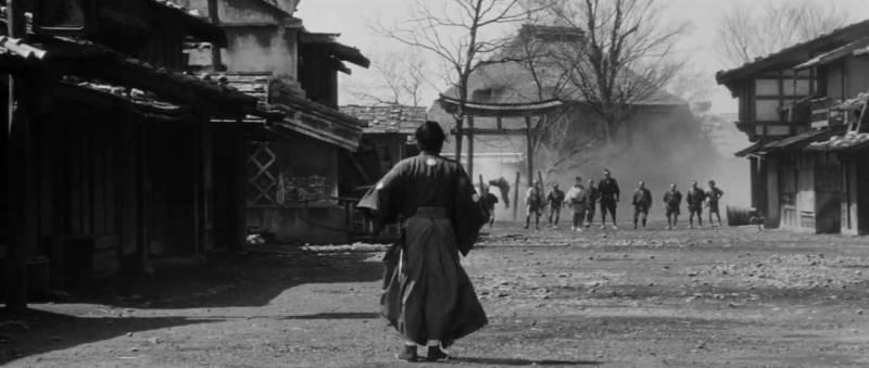 Yojimbo Samurai Movie film samurai terbaik